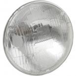 "Optique de phare Candlepower en 7"" (18 cm) halogène/quartz 55w/60w bulbe"