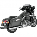 SILENCIEUX VANCE & HINES TWIN SLASH MONSTERS POUR TOURING 95/14